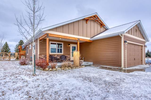 206 Trails End, Hamilton, MT 59840 (MLS #22101005) :: Performance Real Estate