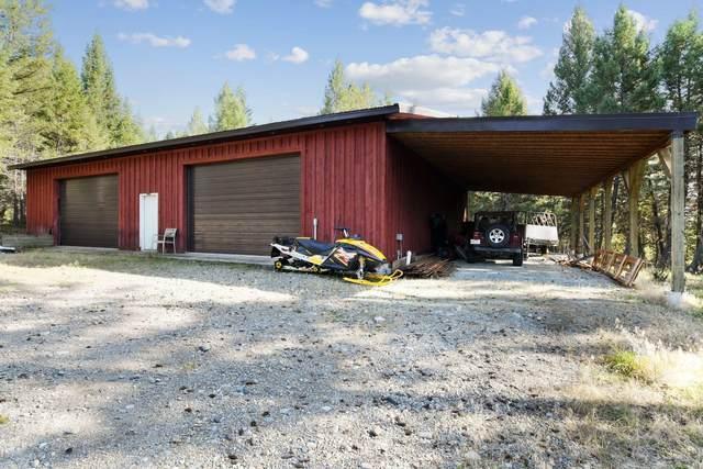 Lot 11 Glen Lake Hills, Eureka, MT 59917 (MLS #22101355) :: Dahlquist Realtors