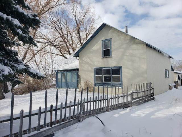 102 2nd Street, Deer Lodge, MT 59722 (MLS #22101725) :: Performance Real Estate