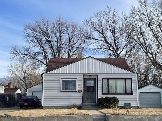 125 6th Avenue SE, Cut Bank, MT 59427 (MLS #22101809) :: Performance Real Estate