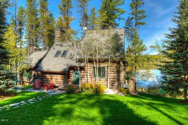 759 Belton Stage, West Glacier, MT 59936 (MLS #22101918) :: Performance Real Estate