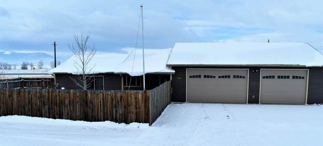 3123 Eastview Road, East Helena, MT 59635 (MLS #22101990) :: Andy O Realty Group