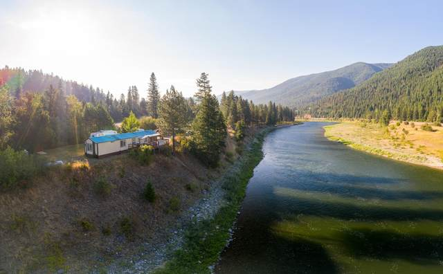 4657 Sloway Frontage Road E, Saint Regis, MT 59866 (MLS #22102051) :: Andy O Realty Group