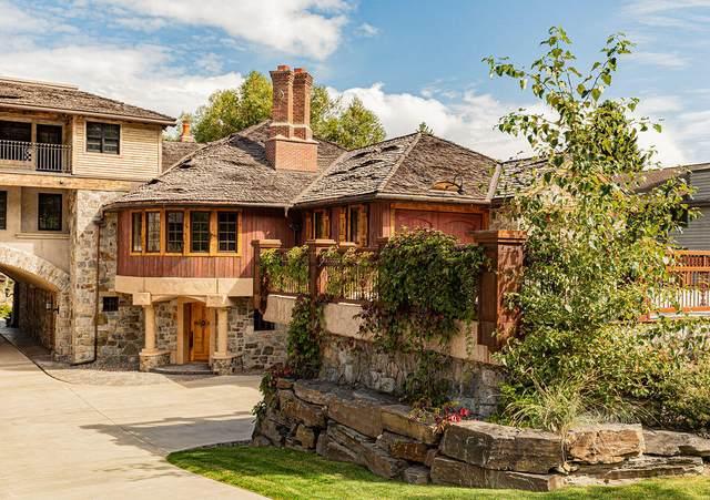 15 Bear Dance Village, Bigfork, MT 59911 (MLS #22102120) :: Andy O Realty Group
