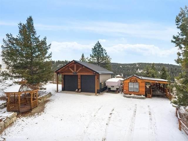 271 Eagles Nest Drive, Rexford, MT 59930 (MLS #22102128) :: Peak Property Advisors