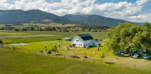 338 Mcvey Road, Victor, MT 59875 (MLS #22102318) :: Montana Life Real Estate