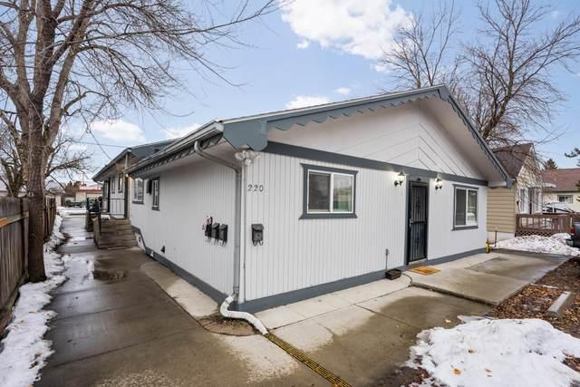 220 9th Avenue W, Kalispell, MT 59901 (MLS #22102330) :: Montana Life Real Estate