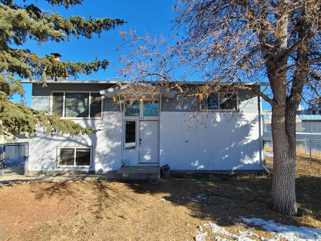 825 N Fee Street, Helena, MT 59601 (MLS #22102357) :: Montana Life Real Estate