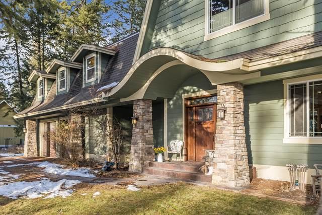 111 Trumble Creek Loop, Kalispell, MT 59901 (MLS #22102363) :: Montana Life Real Estate