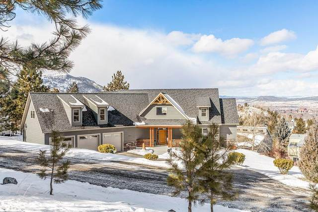 960 Strawberry Drive, Helena, MT 59601 (MLS #22102368) :: Whitefish Escapes Realty