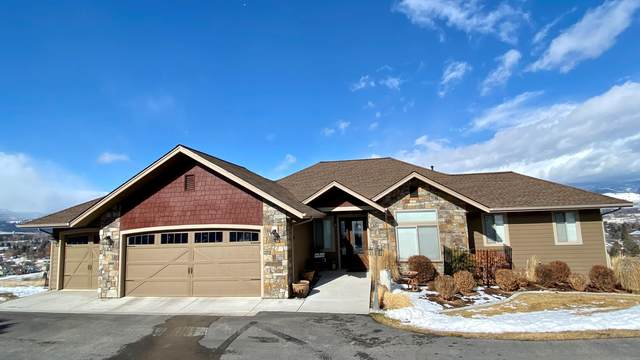 4515 Hillview Way, Missoula, MT 59803 (MLS #22102375) :: Performance Real Estate