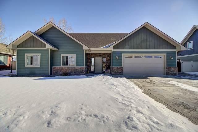 173 Vista Drive, Whitefish, MT 59937 (MLS #22102387) :: Montana Life Real Estate