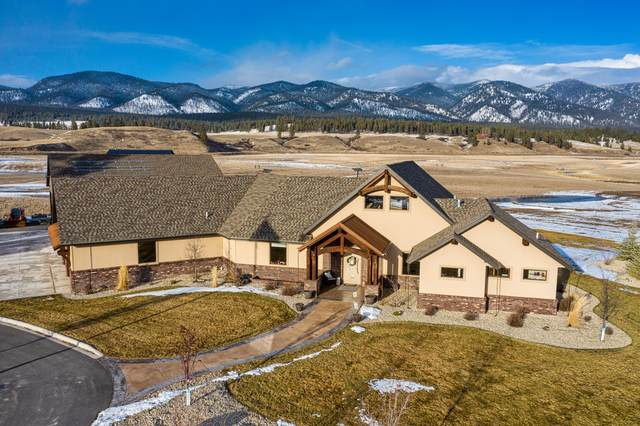 16400 Houle Creek Road, Frenchtown, MT 59834 (MLS #22102390) :: Performance Real Estate