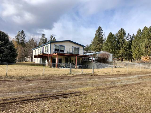 525 Bighorn Drive, Thompson Falls, MT 59873 (MLS #22102393) :: Performance Real Estate