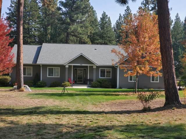 837 Bull Pine Drive, Hamilton, MT 59840 (MLS #22102404) :: Montana Life Real Estate