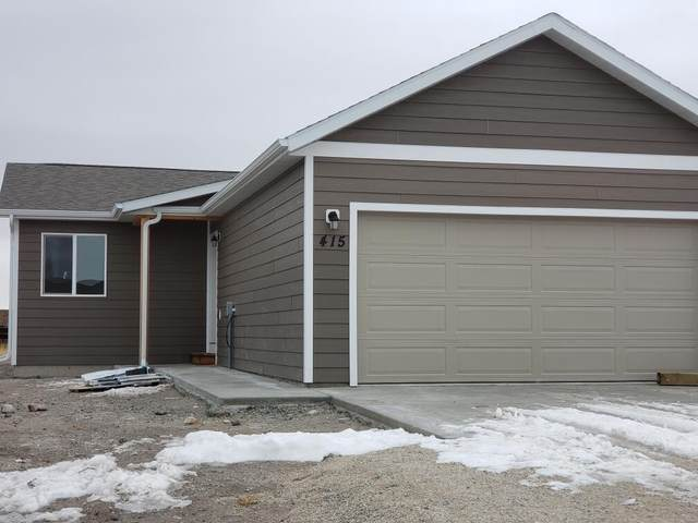 415 I Street, Townsend, MT 59644 (MLS #22102414) :: Andy O Realty Group