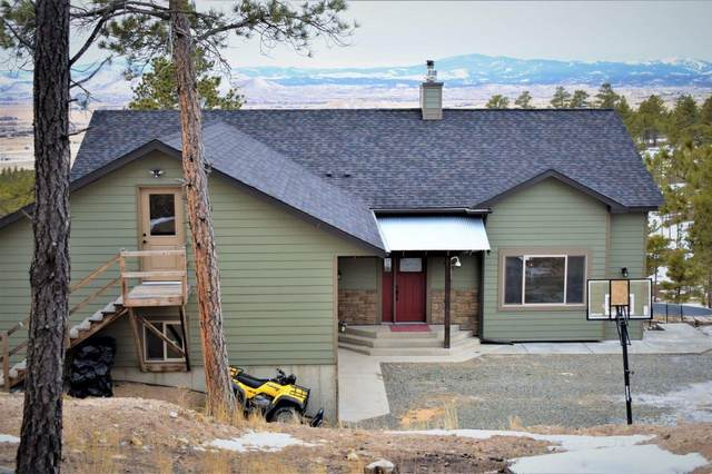 3085 Pinehaven Road, Helena, MT 59602 (MLS #22102424) :: Montana Life Real Estate