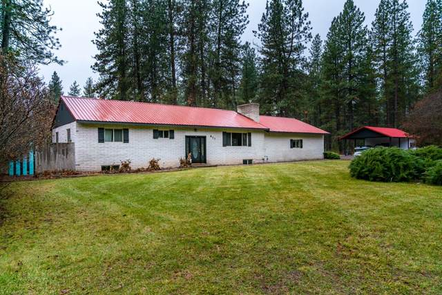 877 Florence Road, Libby, MT 59923 (MLS #22102427) :: Andy O Realty Group