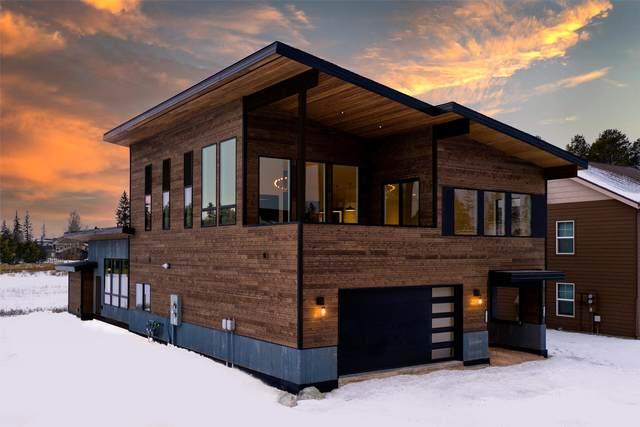 751 Cottonwood Court, Whitefish, MT 59937 (MLS #22102431) :: Montana Life Real Estate