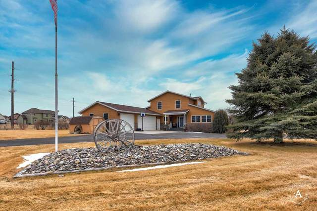 4356 Fox View Loop, Helena, MT 59602 (MLS #22102438) :: Montana Life Real Estate