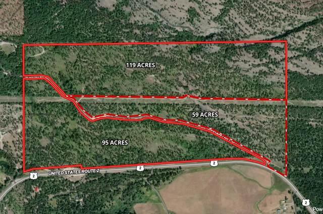 Nhn Hwy 2 W, Marion, MT 59925 (MLS #22102463) :: Montana Life Real Estate