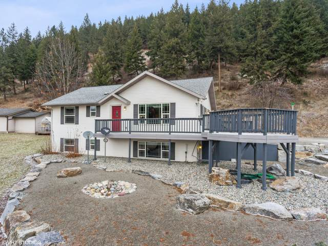 51 And 53 Courtier Road, Thompson Falls, MT 59873 (MLS #22102523) :: Performance Real Estate