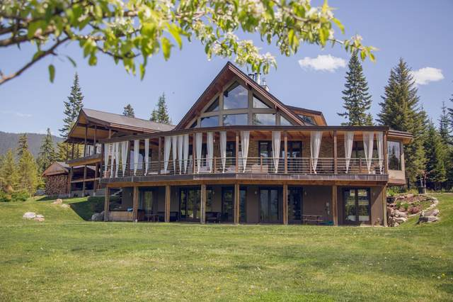 15 Copper Ridge Road, Trout Creek, MT 59874 (MLS #22102612) :: Whitefish Escapes Realty