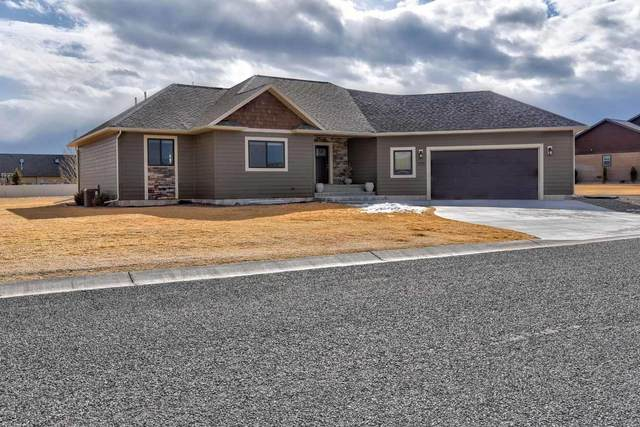 1275 Ropers Loop, Helena, MT 59602 (MLS #22102711) :: Whitefish Escapes Realty
