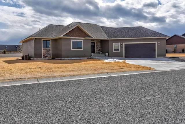 1275 Ropers Loop, Helena, MT 59602 (MLS #22102711) :: Montana Life Real Estate