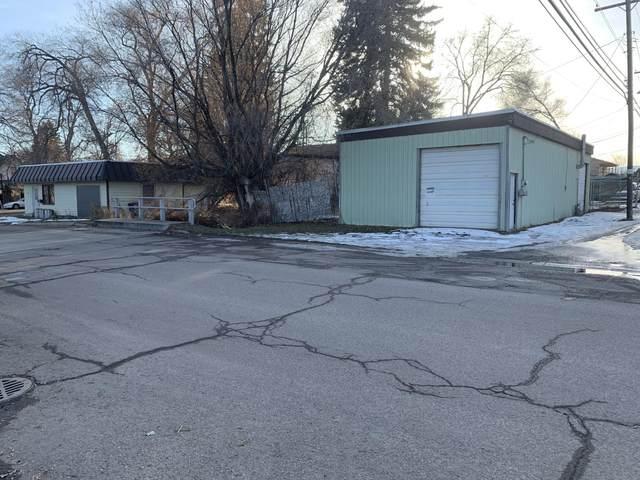 1800 S 5th Street W, Missoula, MT 59801 (MLS #22102765) :: Montana Life Real Estate
