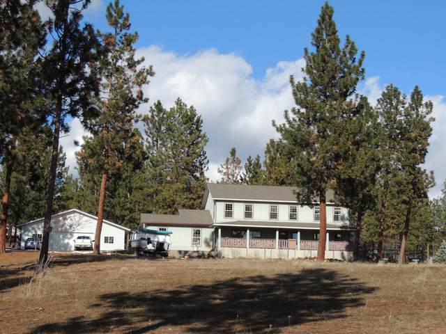 22 Pine Meadow Lane, Plains, MT 59859 (MLS #22102880) :: Montana Life Real Estate