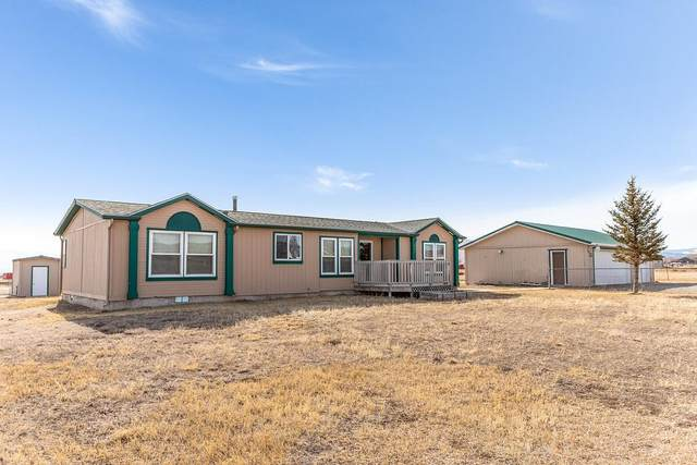 885 Valley View Road, Helena, MT 59602 (MLS #22102906) :: Montana Life Real Estate