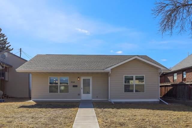 524 4th Avenue S, Great Falls, MT 59405 (MLS #22102954) :: Montana Life Real Estate