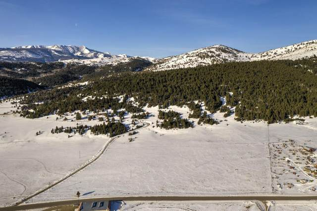 Lots 1-5 Lost Creek Road, Anaconda, MT 59711 (MLS #22103017) :: Montana Life Real Estate