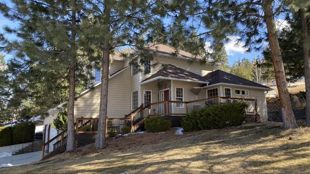 1415 Woodbine Place, Missoula, MT 59803 (MLS #22103189) :: Whitefish Escapes Realty