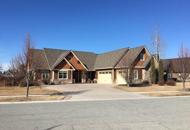 180 W Monture Ridge, Kalispell, MT 59901 (MLS #22103299) :: Whitefish Escapes Realty