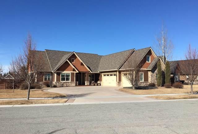 180 W Monture Ridge, Kalispell, MT 59901 (MLS #22103299) :: Montana Life Real Estate