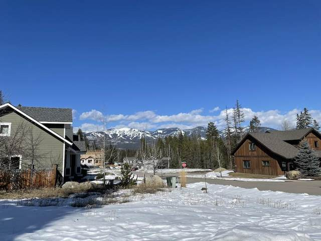 408 Ice House Terrace, Whitefish, MT 59937 (MLS #22103306) :: Whitefish Escapes Realty