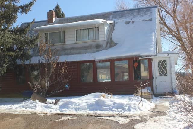 110 College Street, Philipsburg, MT 59858 (MLS #22103344) :: Peak Property Advisors