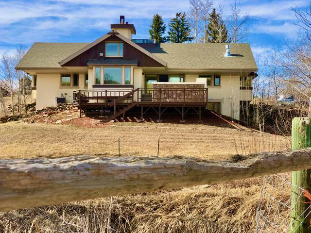 12 Homestake Lane, Great Falls, MT 59405 (MLS #22103357) :: Andy O Realty Group