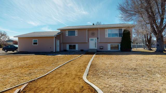 1595 Williamsburg Road, Helena, MT 59602 (MLS #22103404) :: Montana Life Real Estate