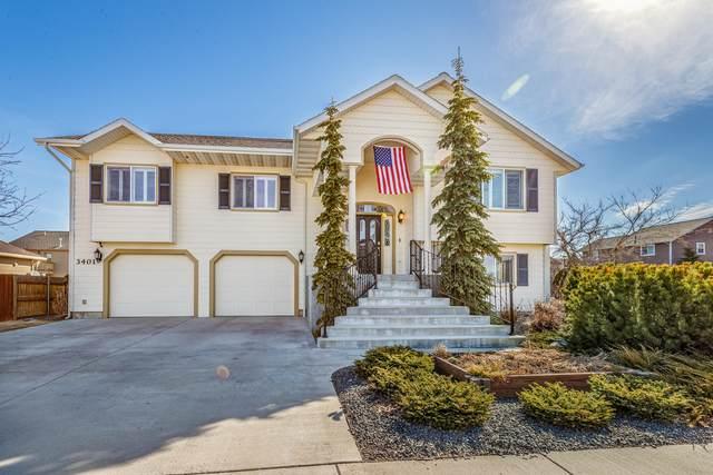 3401 Blackhawk Street, Helena, MT 59602 (MLS #22103538) :: Montana Life Real Estate