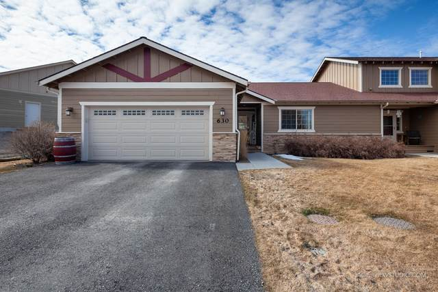 630 Corporate Drive, Kalispell, MT 59901 (MLS #22103566) :: Whitefish Escapes Realty