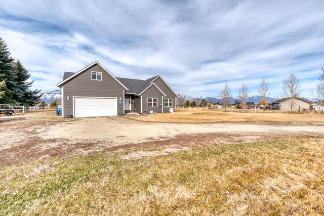 871 Honey House Lane, Corvallis, MT 59828 (MLS #22103690) :: Whitefish Escapes Realty
