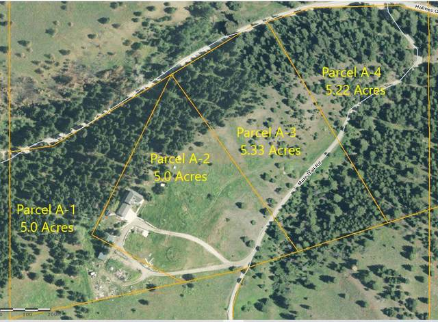 Parcel A-4 Mule Trail Road, Clancy, MT 59634 (MLS #22103787) :: Andy O Realty Group