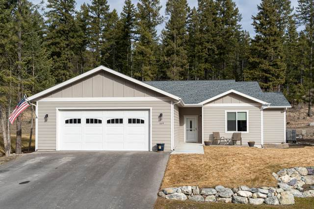 169 Crystal View Court, Lakeside, MT 59922 (MLS #22103907) :: Dahlquist Realtors