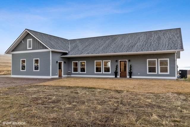 25900 Left Hand Drive, Elmo, MT 59915 (MLS #22104030) :: Montana Life Real Estate