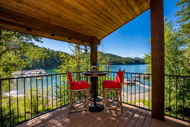 727 Lm Beach Lane, Whitefish, MT 59937 (MLS #22104120) :: Andy O Realty Group