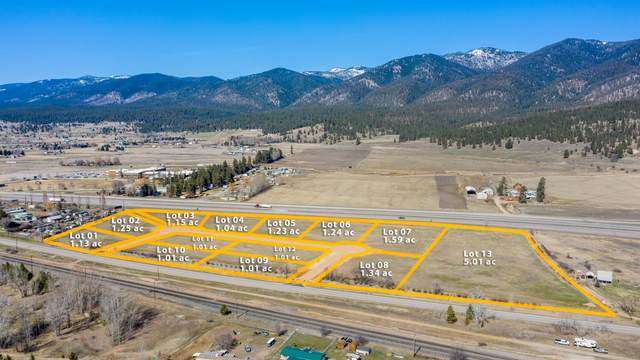 Lot 4 Westslope Loop, Frenchtown, MT 59834 (MLS #22104291) :: Andy O Realty Group