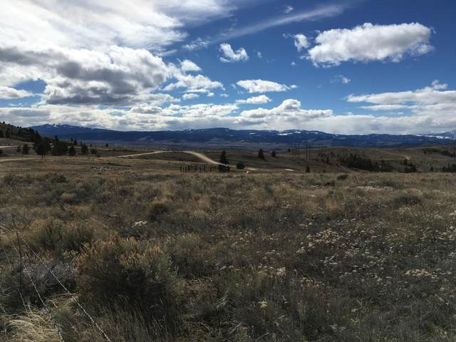 Nhn Rising Star Road, Butte, MT 59701 (MLS #22104407) :: Montana Life Real Estate